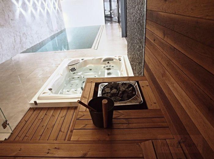 Soukromá sauna na Bobravě - Sauna.cz