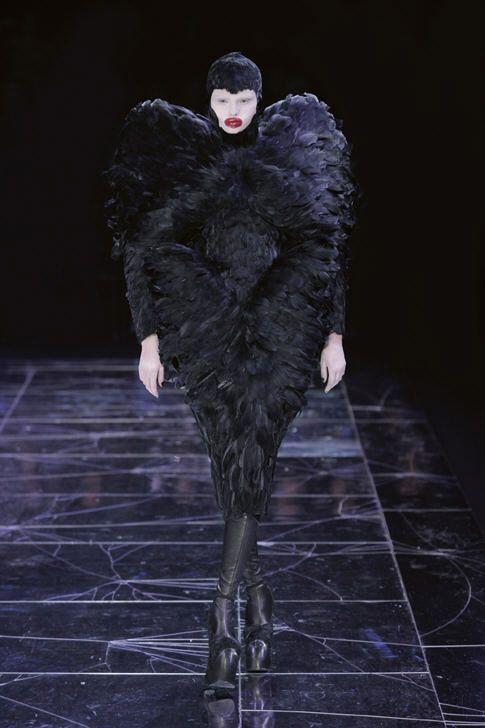 McQueen, black swan before black swan was black swan.