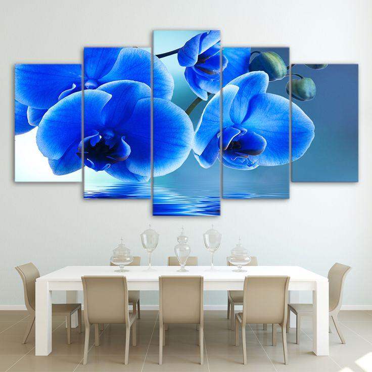 25 melhores ideias de arte em tela para parede no for Sala de estar kawaii