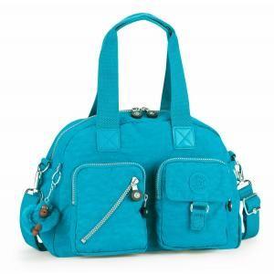 Kipling Defea Bag (Basic) (13636 FALL13) - Turquoise Blue