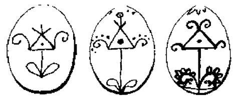 erdély ma - A húsvéti írott tojások olvasata az írásos minta székely betűivel