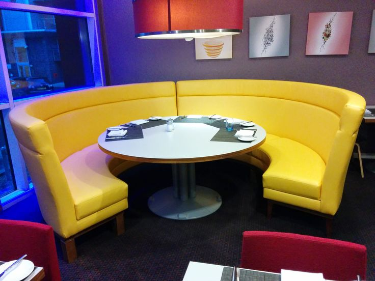 Comfortable seating with a difference. Made bespoke for our client. #Seating #Seat #restaurant #bar #groupseating #design #inspiration #interior #furniture