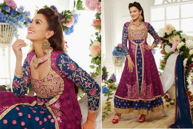 Gauhar Khan in Designer Anarkali Salwar Suits 2014,Anarkali,beautiful salwar suit,Bollywood Celebrities Saris,Churidar Suits,Designer Frock,Designer Sarees,Designers Anarkali Suit,Designers Anarkali Suits,Designers Frock,Eid Collection,Fashion 2014,Floor Length Anarkali,Long Churidar Suits,Occasional Wear Suits,Salwar Kameez,Wedding Dresses