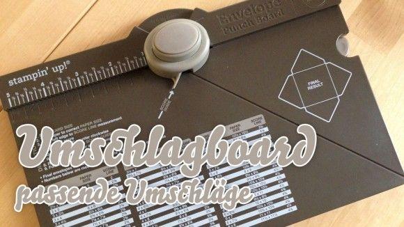Berechnungsformel für Boxen – Umschlagboard « Stampin' Up! Stempelwiese