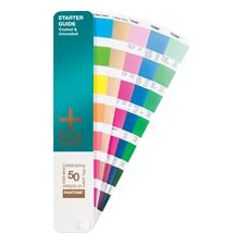 pantones started guide is a pms color guide book sampler of the pantone plus series color library perfect for students - Pms Color Book