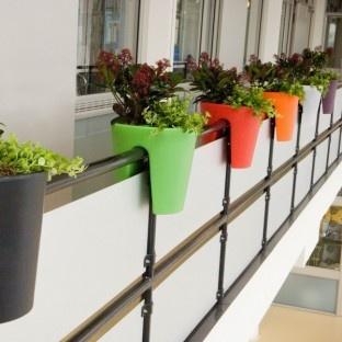 Pots fleurs Balcon Rephorm