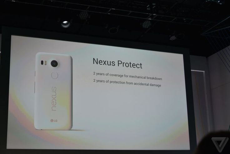 "Google announces Nexus Protect premium warranty for its latest smartphones -  At its Nexus event today, the company announced that Nexus Protect will offer two years of coverage for ""mechanical breakdown."" But it also will cover the latest Nexus phones when it comes to accidental damage — also for two years. 