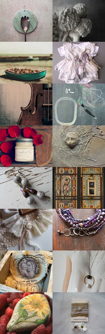 Rustic Beauty by Julie Sumerta on Etsy--Pinned with TreasuryPin.com