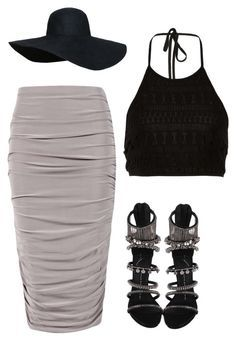 "Featuring our ""Celeb a Set"" skirt"