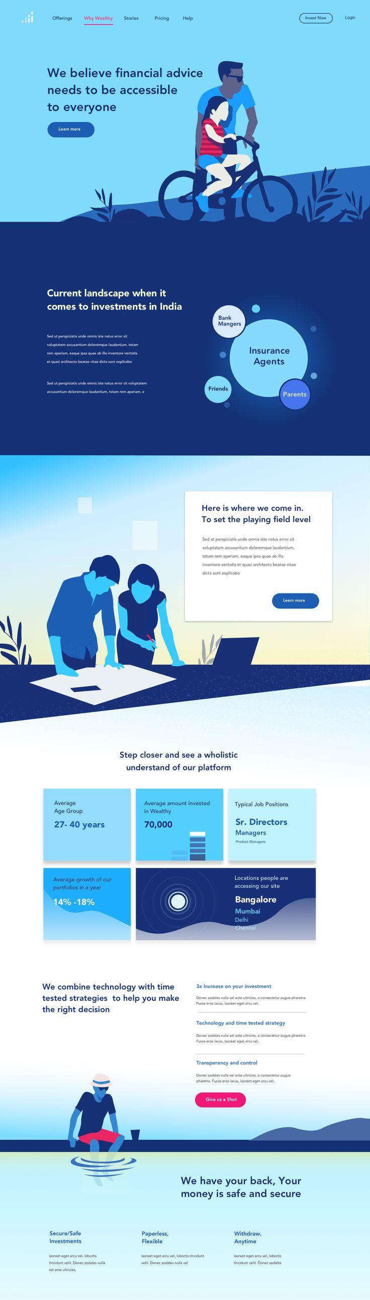 730 best web images on Pinterest | Website designs, Design web and ...
