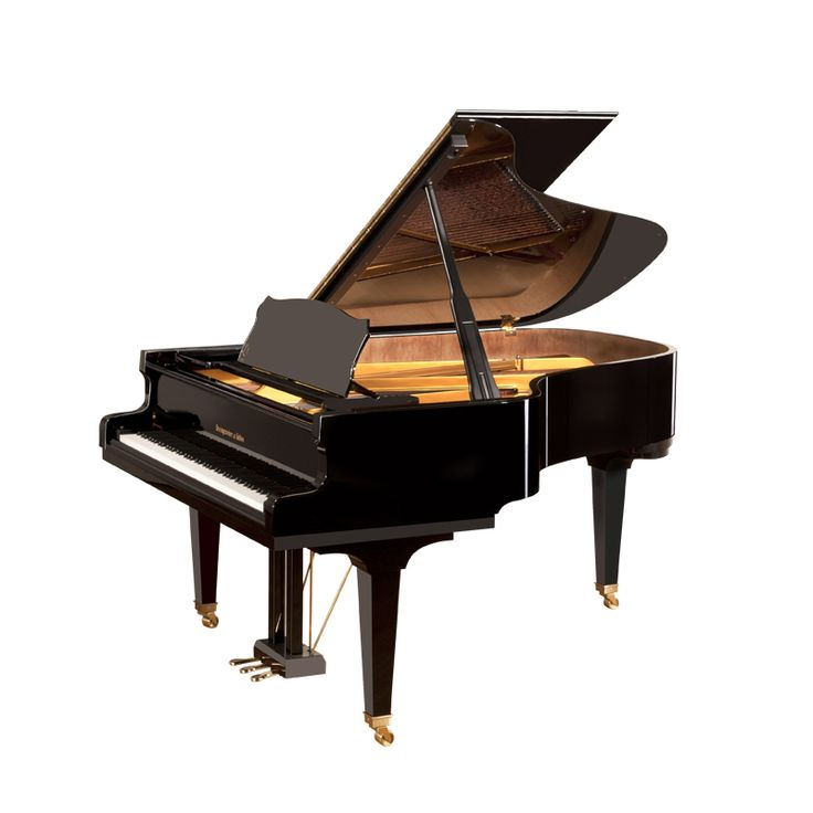 """The B-192 sets a new standard for grands of this size. First unveiled at the Bayreuth Festival, this 6'3"""" grand is probably the most popular Steingraeber model for use in the home. The tone produced by the B-192 is breathtaking. The touch is super-responsive and rewarding to the pianist – regardless of his or her technical ability. In addition to discerning private clients, this new grand piano is particularly well suited to professionals and for use in music conservatories. #MakinPianos"""
