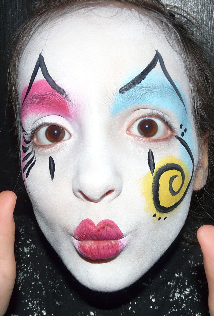 Best Mime Faces | Back to Album