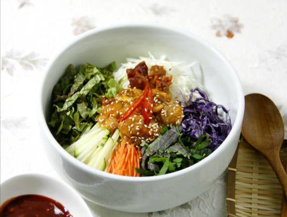 멍게비빔밥 - 이순신 장군이 즐긴 향긋한 웰빙 밥상.