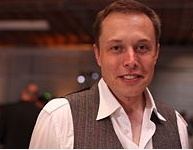 Elon Musk is my hero...a socially conscience and daring serial entrepreneur and geek...founded PayPal, Tesla Motors & Space Exploration Technologies.