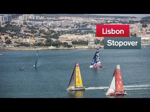 Lisbon In-Port Race highlights | Volvo Ocean Race 2014-15 - 7/06/2015 As the seven boats battle it out in the blazing sun of Lisbon bay, MAPFRE grab their second successive in-port victory. #Portugal