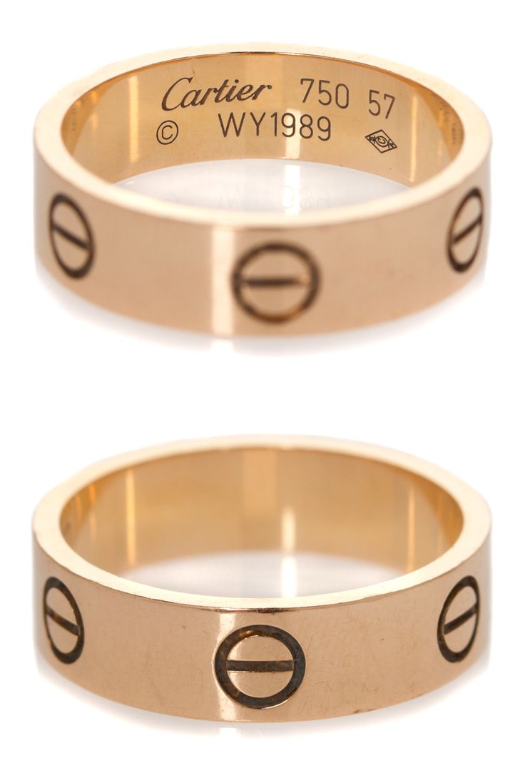 Cartier Ring @FollowShopHers