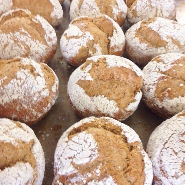 Il pane al farro. Spelled bread. La Divina Commedia