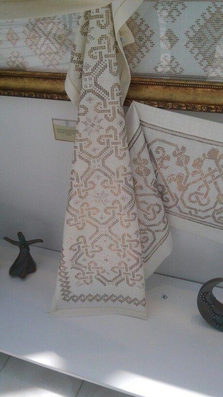 Tel kirma, Asr-i Saadet, Mevlana Kultur Merkezi Sergisi