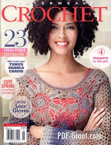 Interweave Crochet - Spring 2013