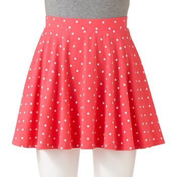 SO Skater Skirt - Juniors------a little short but still really cute!