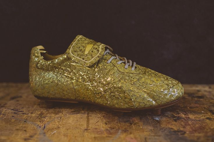 Image of PUMA King by Alexander McQueen