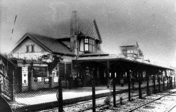 Estación Lomas de Zamora (FFCC Gral. Roca)