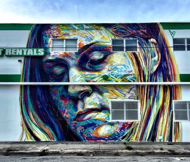 by David Walker in Miami (LP)