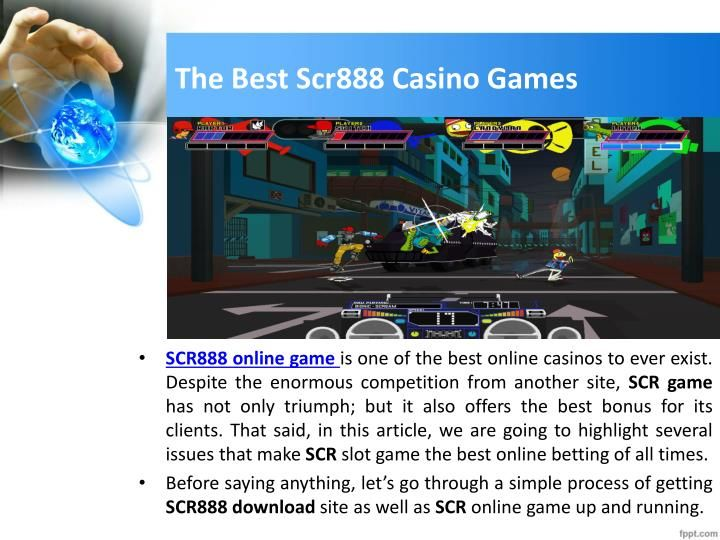 SCR888 online game is one of the best online casinos to ever exist. Despite the enormous competition from another site, SCR game has not only triumph; but it also offers the best bonus for its clients. That said, in this article, we are going to highlight several issues that make SCR slot game the best online betting of all times.  Before saying anything, let's go through a simple process of getting SCR888 download site as well as SCR online game up and running.  For more updates or…