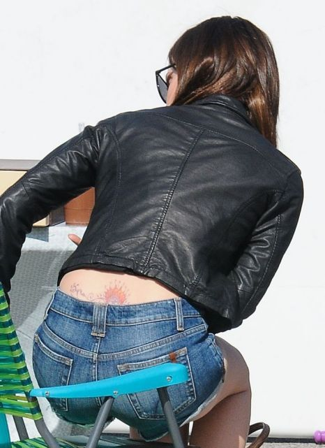 Emma Watson's tramp stamp tattoo revealed on The Bling ...