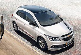 Confira a linha completa de carros da Chevrolet