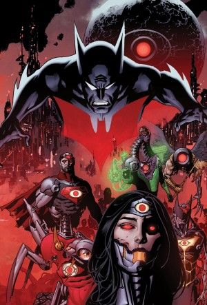 "DC Comics Jumps Forrward 5 Years With Weekly ""The New 52: Futures End"""