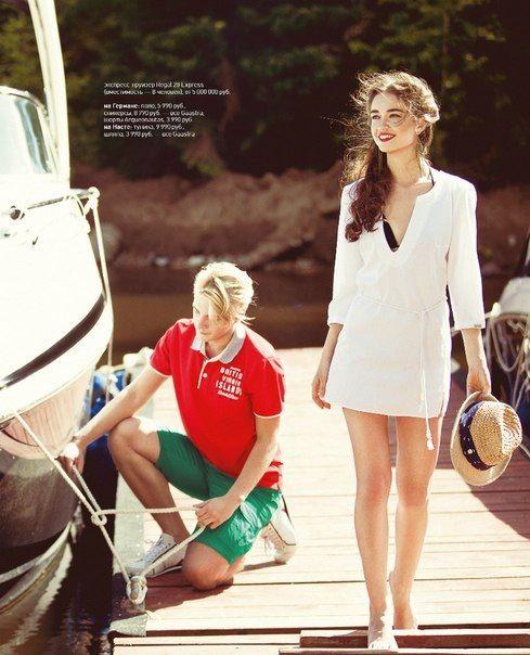 Журнал «Горчица», июль-август 2014