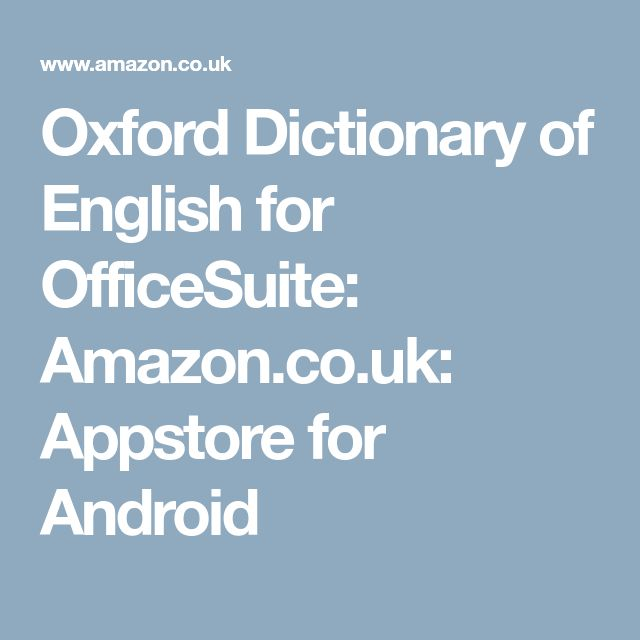 Best 25+ Oxford dictionary of english ideas on Pinterest - assume or presume