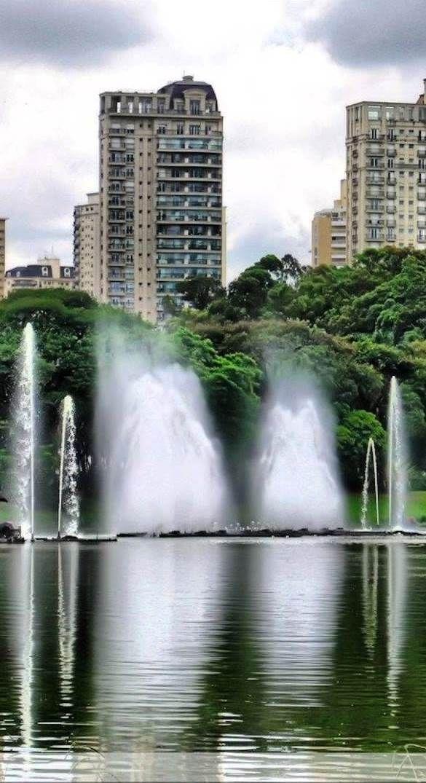 Sao Paulo - Ibirapuera Park - Brazil