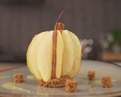 La pomme surprise de Jacky Ribault