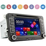Amazon.com: Volkswagen Jetta 07-11 OEM Replacement In Dash Double Din Touch Screen GPS DVD iPod Navigation Radio 2009-2011 [G6]: Car Electronics