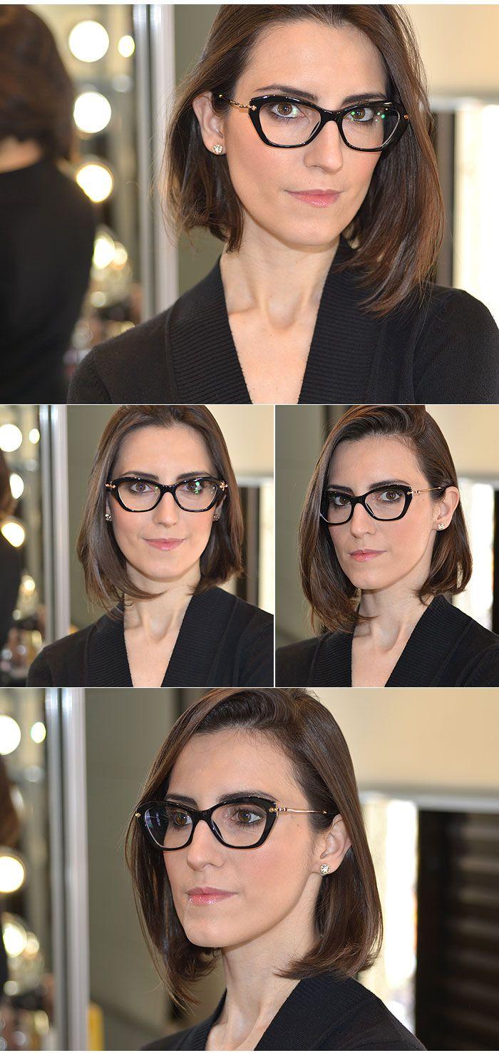 Óculos de grau Miu Miu |Mais um par de óculos de grau para a coleção da Cinthia Ferreira