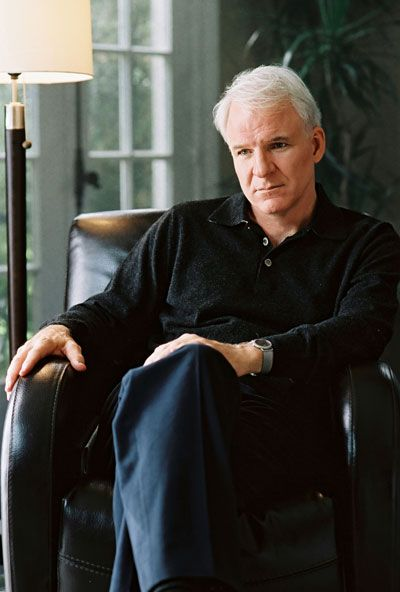 Steve Martin...Parenthood...Planes Trains & Automobiles...Father of the Bride.  I just love me some Steve!