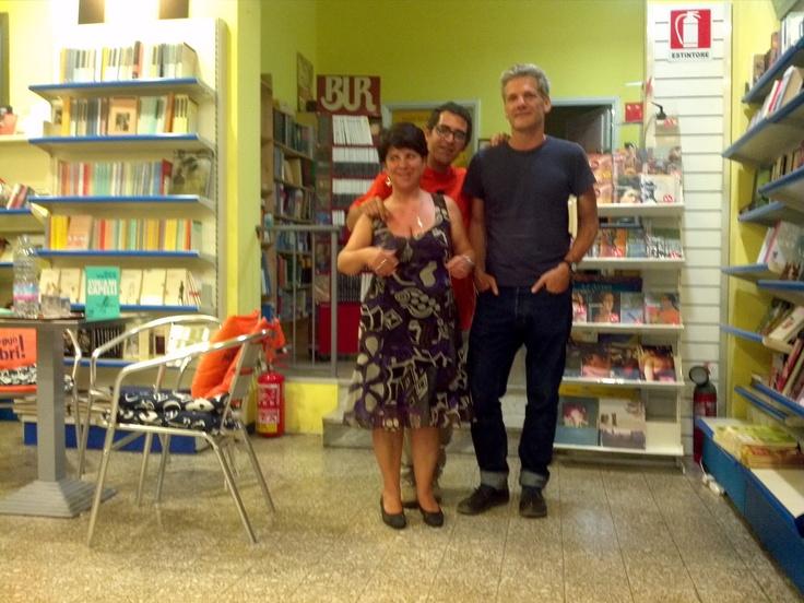 Alan Pauls in piazzarepubblicalibri @marcominimum @edizionisur