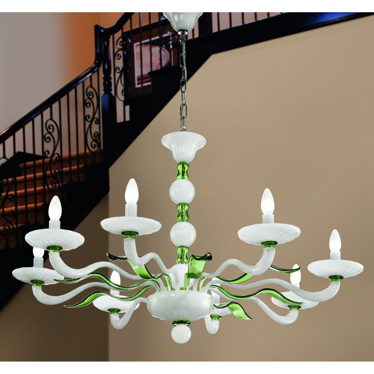 12 best Venetian chandelier Ref images on Pinterest   Glass ...