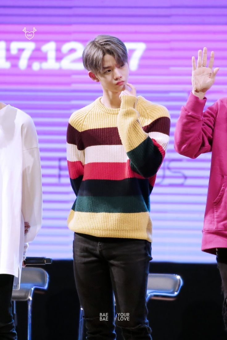 171227 Wanna One at Wanna Be The Musician Thanks Party #BaeJinyoung