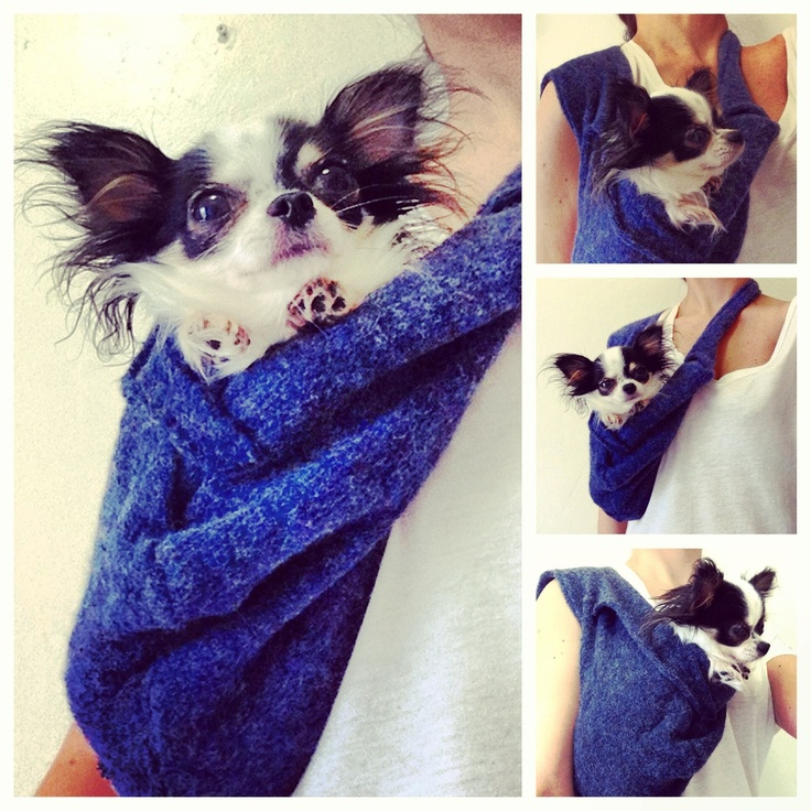 SMALL DOG CARRIERS $98 www,HeartPup.com