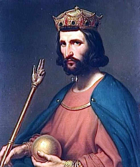 Hugues Capet, né vers 939-941 probablement à Dourdan, mort le 24 octobre 996 probablement au lieu-dit « le Juif », près de Prasville, duc des Francs, puis roi des Francs, fut le premier souverain de la dynastie capétienne.