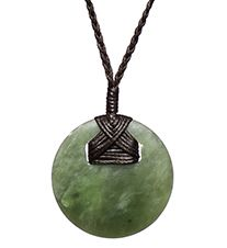 Greenstone Necklace Designs and Meanings : Mountain Jade New Zealand