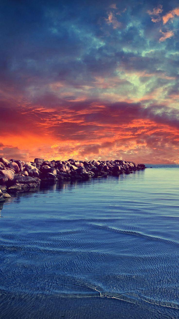 Beautiful Clouds HD desktop wallpaper High Definition