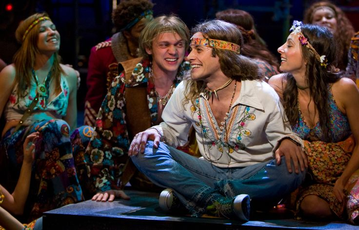 Curtains: Hair Extension: Arizona Theatre Company Makes It Longer - Phoenix - Music - Up on the Sun