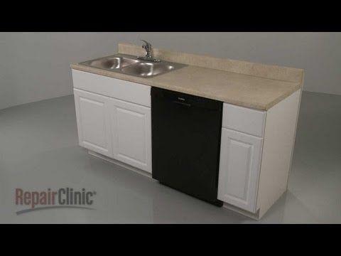 Bosch Dishwasher Repair videos by Repair Clinic