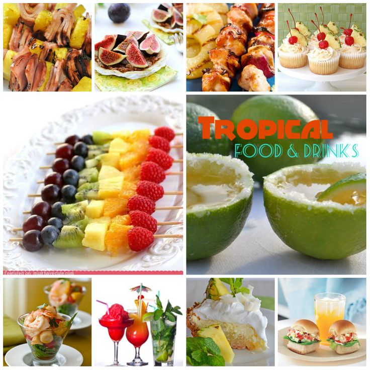 caribbean theme party ideas | ... drinks I would like to serve at my summer tropical caribbean party