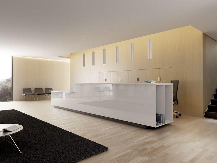 Las 25 mejores ideas sobre mostradores laminados en for Muebles de oficina forma 5