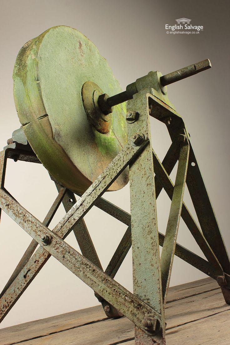 120 Best Vintage Grinding Wheel Images On Pinterest